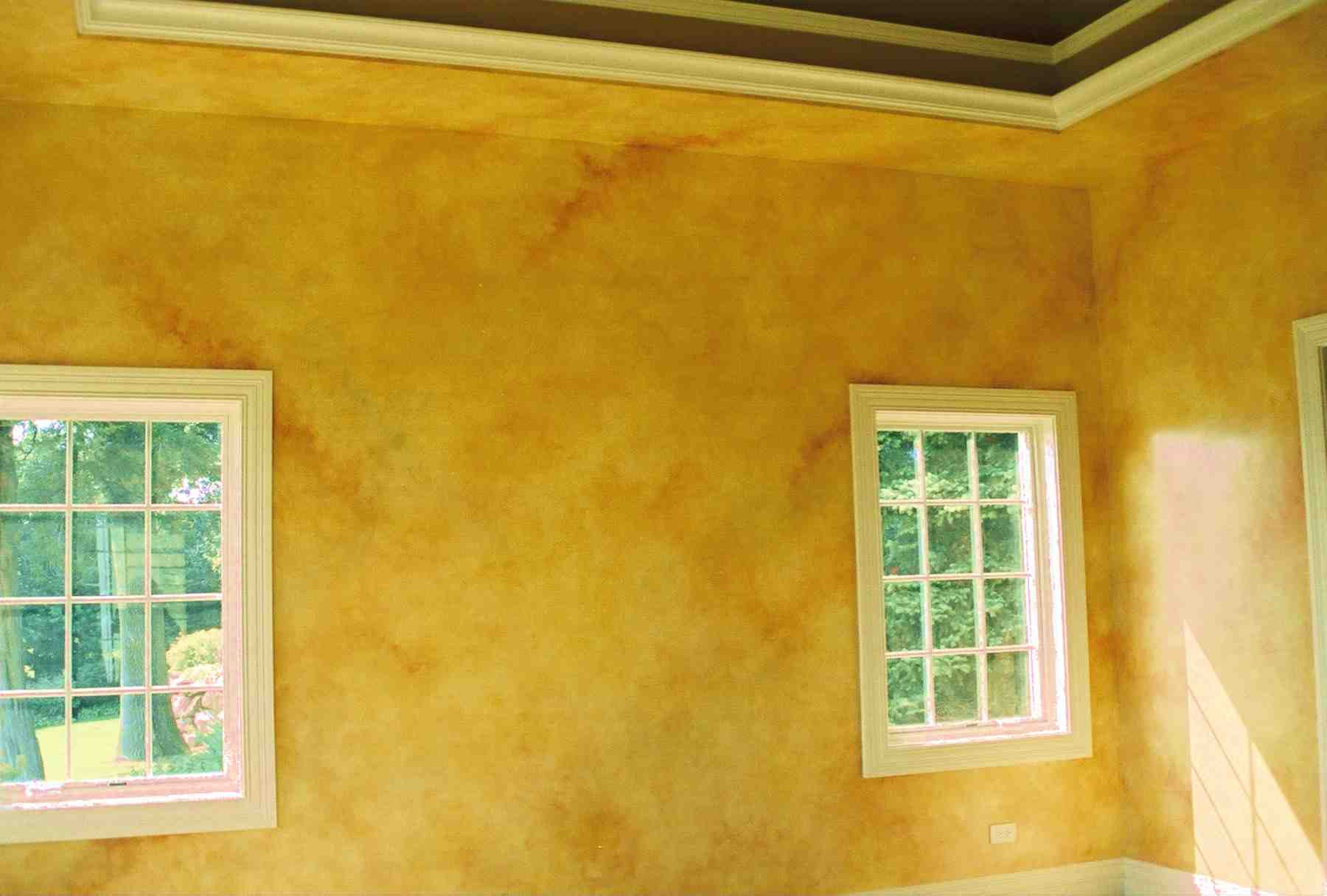 Faux Finishes for Room & Wall Painting Port Aransas TX | Nicole Carol